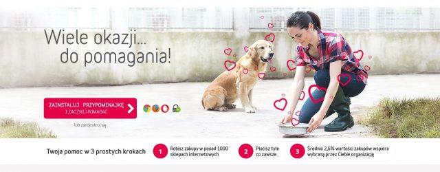 FaniMani.pl wiele okazji do pomagania