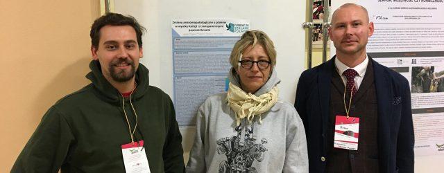 Szklane Pułapki na konferencji Symbiosis w Olsztynie
